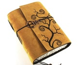 Climber -  Leather Journal, Notebook, Diary