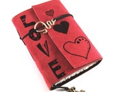 Journal, Leather, Notebook, Diary: Love