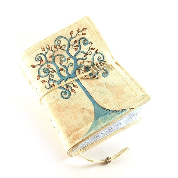 Blue Tree  - Journal, Notebook, Diary