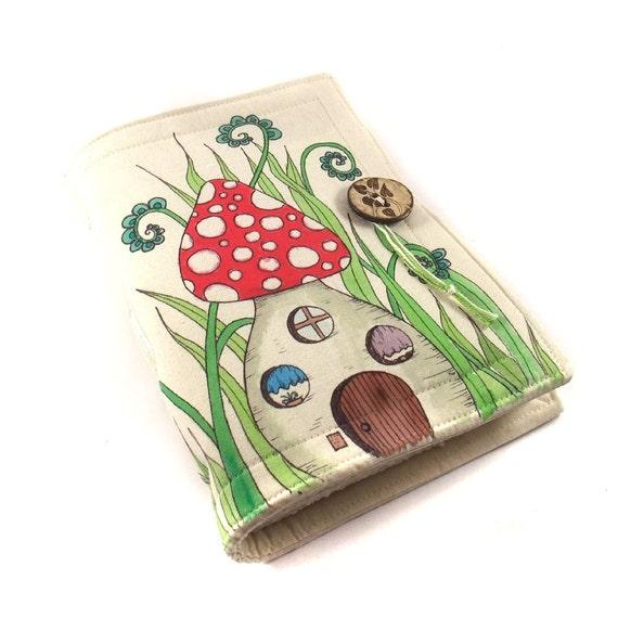 Journal, Notebook, Sketchbook, 6.3 x 9, Back into childhood