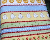 Timeless Treasures - C3961 - Animals Stripes - quilt weight fabric - 1 yard