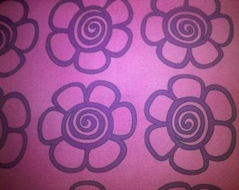 1 yard Robert Kaufman fabric - Guatemalan Floral - API-9758-201 Jewel - quilt weight fabric