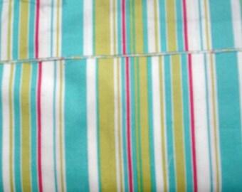 Jennifer Paganelli - Pretty Please - Pinwheel Stripe - 1 yard - quilt weight fabric - JP23 Lime