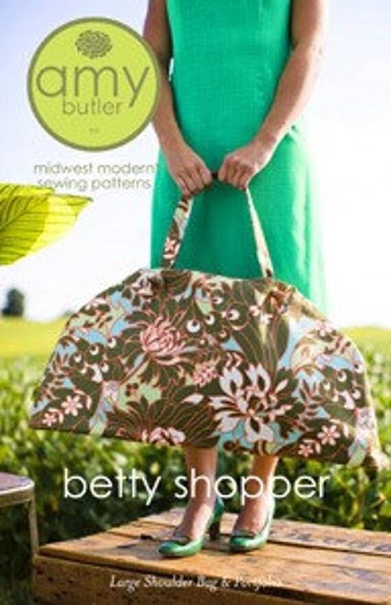 Amy Butler - Betty Shopper Sewing PATTERN