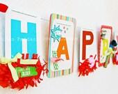 Happy Birthday Banner Kit