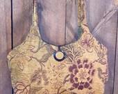 Nostalgic Gabrielle.Tapestry Cottage Style Bag