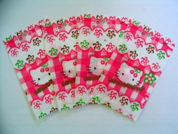 Hello kitty cute gift bag