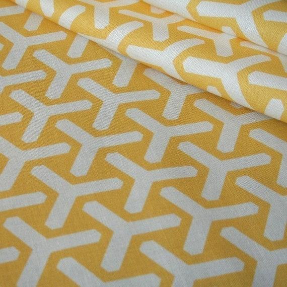 Marigold Yellow - Mod Quad Collection - Fat Quarter