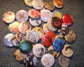 Lancaster Indie Arts 1 Inch Buttons - Fundraiser
