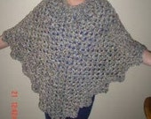 PDF Coming Home Poncho Crochet Pattern Instant Download