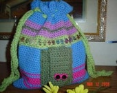 PDF Bohemian Bag Crochet Pattern Fun for Summertime