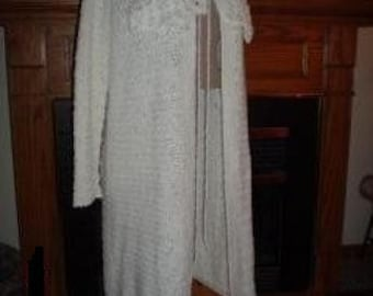 PDF Whisper of Elegance Sweater Crochet Pattern Instant Download