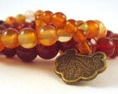 RESERVED FOR thebombayvirgin Agate Decision Bracelet (6.25)