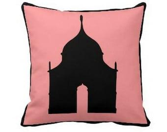 BRIGHTON FOLLY  PILLOW - Pink
