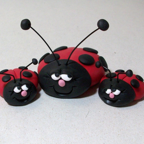 We love you Mom Lady bugs.
