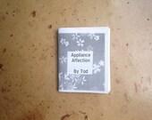 Micro mini Appliance Affection zine