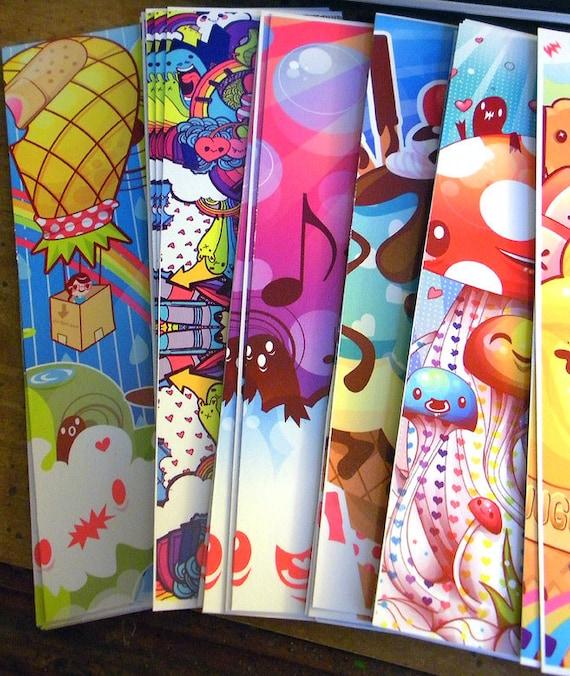 Bookmark Grab Bag Set of 6