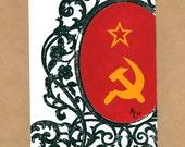 Soviet Gocco\/Painting