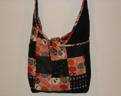 Japanese cotton handbag