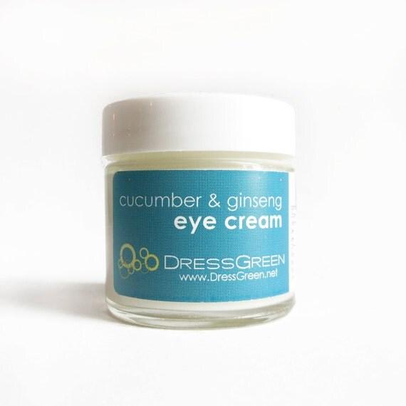Cucumber Ginseng Eye Cream