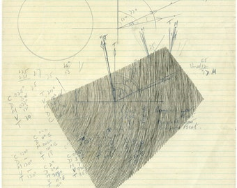original drawing - repeat by olivia jeffries