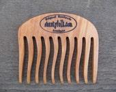 wooden comb - gently sway