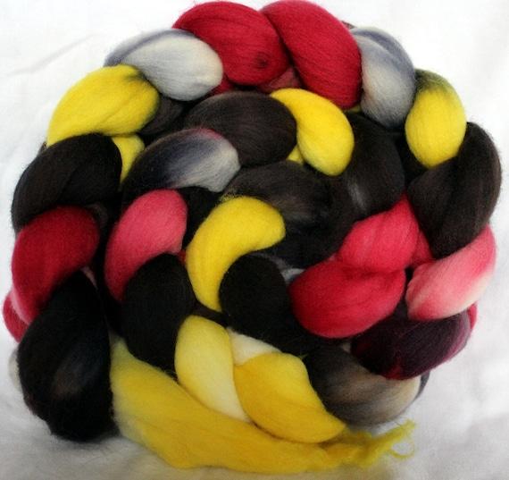 Ulthar - merino top fiber for spinning and felting
