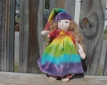 8 inch Custom Waldorf Doll