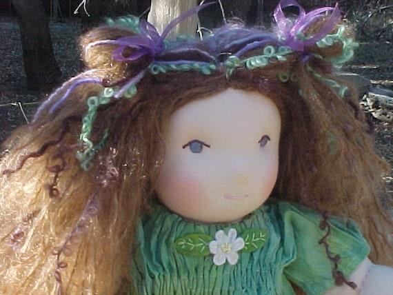 Waldorf Doll 16 Inch Custom