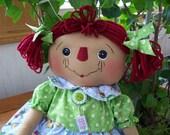 Garden time Annie Doll