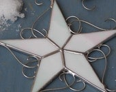 Set of 2 Stained Glass Wish Upon A Star Stars