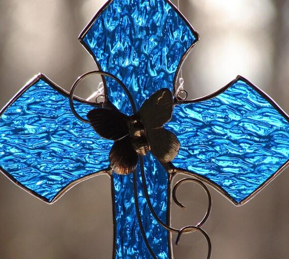 Sea Blue Cross