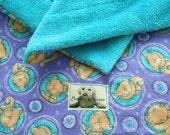 Snuggly Cat Napper Blanket