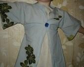 Kimono style jacket,coat, dress, tunic size 2-4 years