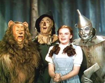 Wizard of Oz Cross Stitch Pattern PDF