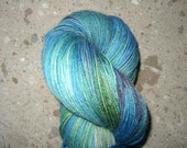 Hand Dyed Wool Nylon Superwash ELBA