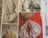 Vogue M5340 Handbags Purses Pattern UNCUT