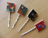 Japanese style bobby pins