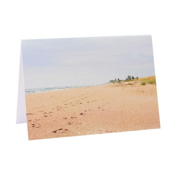 Favorite Beach - Analog Photography - Greeting Card