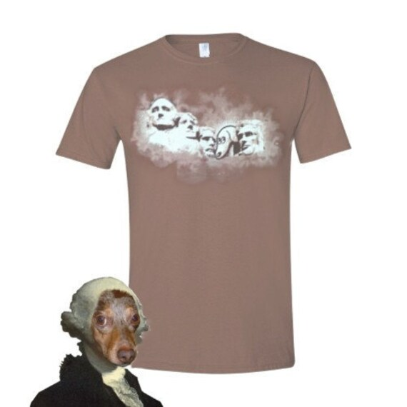 Dachshund T-Shirt: Mt. Doxmore Sizes S - 2X