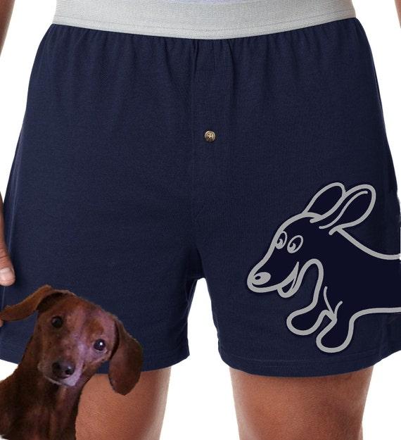 Wraparound Wahoo Wiener Boxer Shorts
