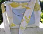 Sunny Blue Skies bag, custom listing