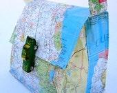 Map Purse