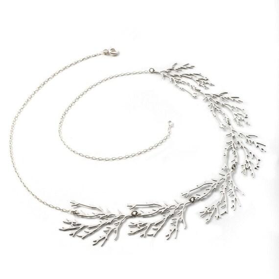 Filament Necklace