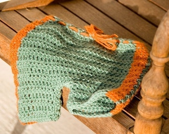 Crochet Pattern--Board Shorties