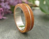 Asi Moran - ecofriendly moran wood with recycled sterling