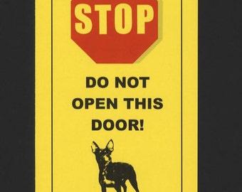 Rat Terrier Muscle Dog Inside - 12 Lbs of Raw Terror