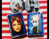 Kook treat pack altar matches and buttons feminista