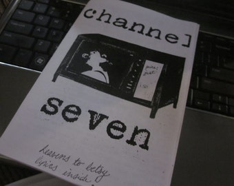 Channel Seven zine