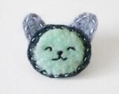Critter pin